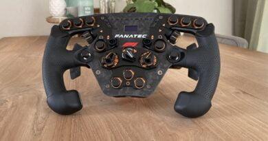 Fanatec F1 2020 Limited Edition
