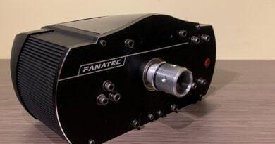 Fanatec ClubSport CSW v2.5 wheel base