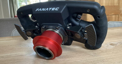 Fanatec ClubSport Magnetic Paddle Module