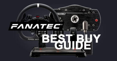 De Fanatec Best Buy Guide