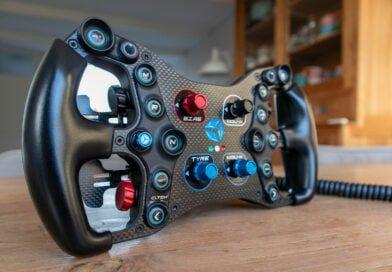 Cube Controls Formula Pro Stuurwiel