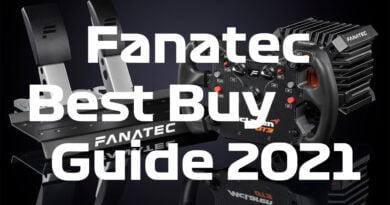 Fanatec Best Buy Guide 2021