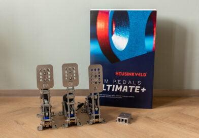 Heusinkveld Sim Pedals Ultimate+