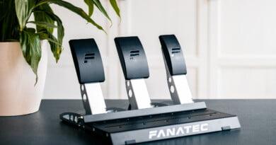 Fanatec CSL Pedals + Clutch Kit